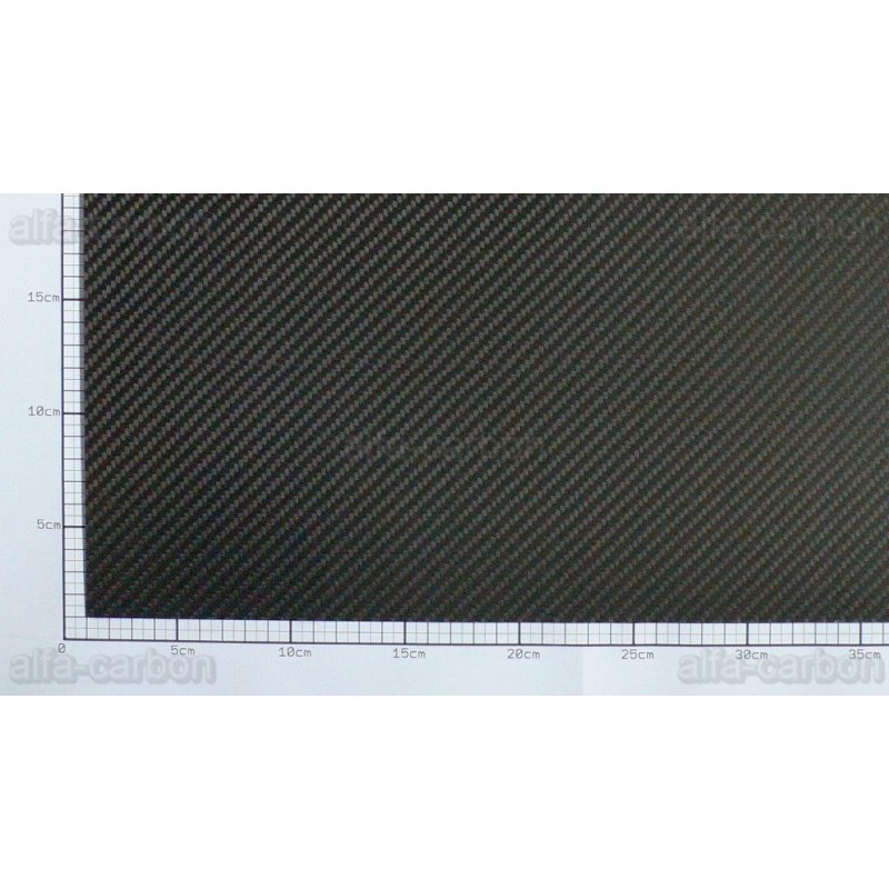 1 mm min 17 cm x 12 cm e568 reine CFK Carbon Kohlefaser Platte